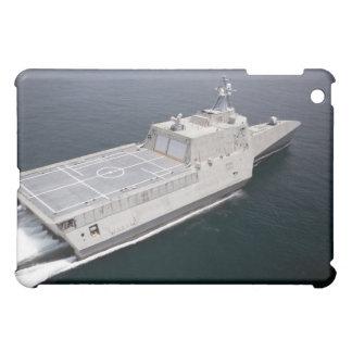 The littoral combat ship Independence 3 iPad Mini Case