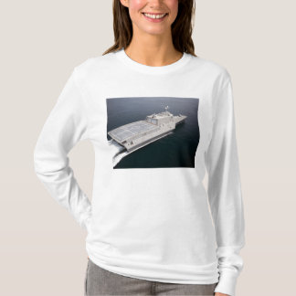 The littoral combat ship Independence 3 T-Shirt
