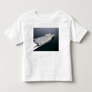 The littoral combat ship Independence 3 Toddler T-shirt