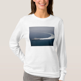 The littoral combat ship Independence 4 T-Shirt