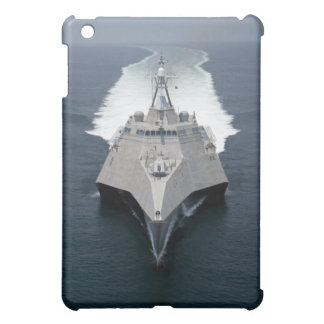 The littoral combat ship Independence iPad Mini Covers