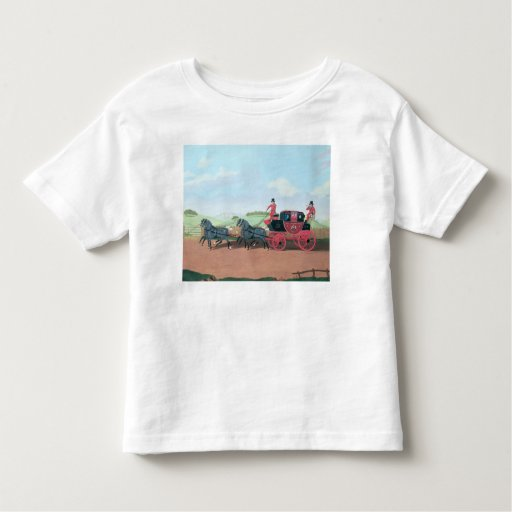 The Liverpool and London Royal Mail Coach, 1812 Tshirt