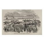 The Liverpool Grand Steeple Chase on Wednesday Poster