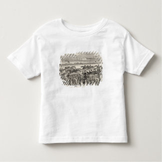 The Liverpool Grand Steeple Chase on Wednesday Toddler T-shirt