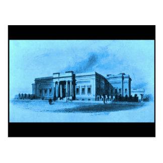 The Liverpool Institute, around 1835 Postcard