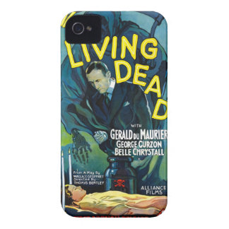 The Living Dead iPhone 4 Covers