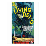 The Living Dead Postcard