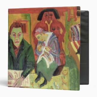 The Living Room, 1920 3 Ring Binder