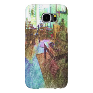 The Living room Samsung Galaxy S6 Cases