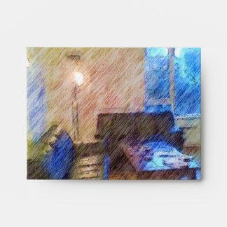 The Living Room Envelope