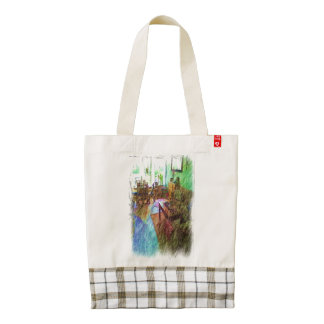 The Living room Zazzle HEART Tote Bag