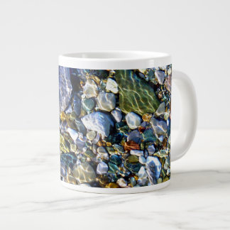 """""""The Living Waters"""" by James Lady Giant Coffee Mug"""