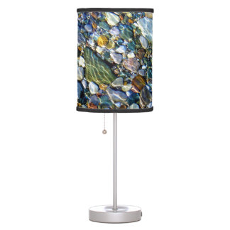 """""""The Living Waters Table Lamp"""