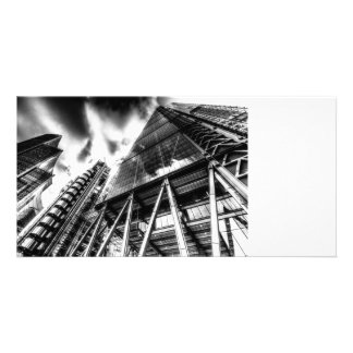 The Lloyd's of London Cheesegrater and Willis Grou Card