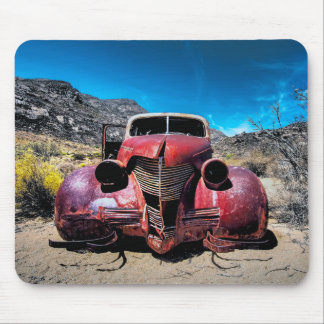 The Lobster Car a Vintage 1939 Chevy Mouse Pad