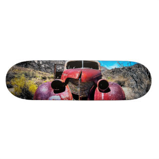 The Lobster Car a Vintage 1939 Chevy Skate Board