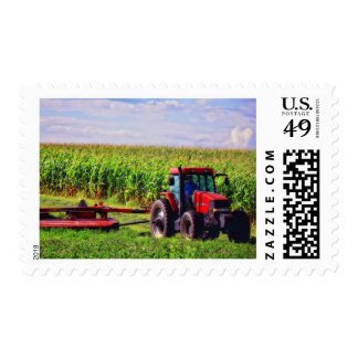 The Local Hero Postage Stamp