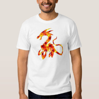 The Lochness Monster, Fire Edition Tshirts