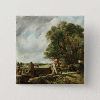 The Lock, 1824 Button