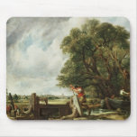 The Lock, 1824 Mouse Pad