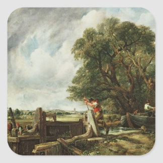 The Lock, 1824 Stickers