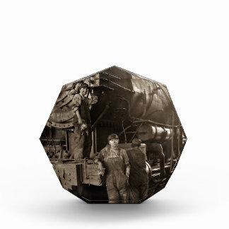 The Locomotive Ladies of World War I Award