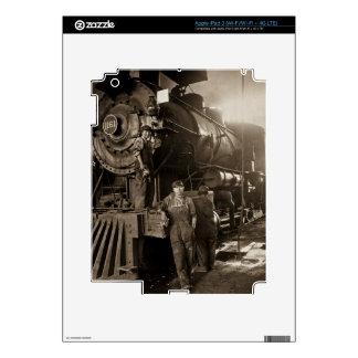 The Locomotive Ladies of World War I iPad 3 Skins