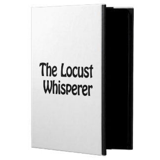 the locust whisperer cover for iPad air