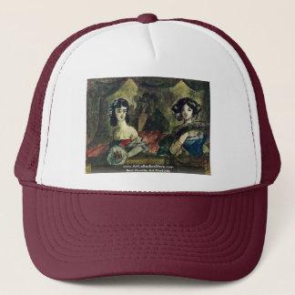 The Lodge Trucker Hat