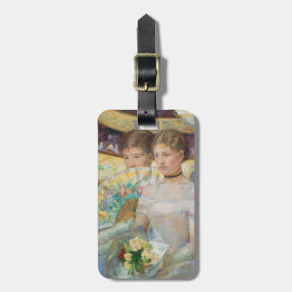 The Loge, 1882 (oil on canvas) Bag Tag