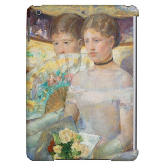 The Loge, 1882 (oil on canvas) iPad Air Cover