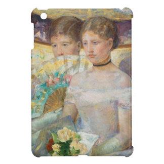 The Loge, 1882 (oil on canvas) iPad Mini Covers
