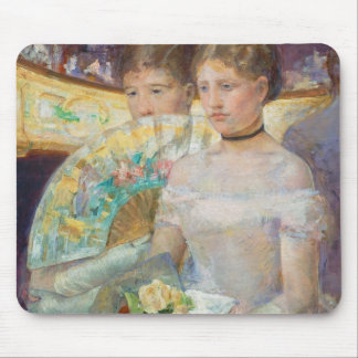The Loge, 1882 (oil on canvas) Mouse Pad