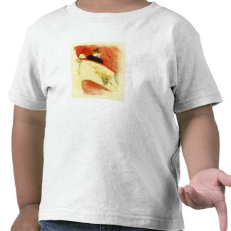 The loge with a gold mas by Toulouse-Lautrec T Shirt