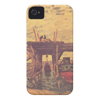 The Loing at Moret by Alfred Sisley iPhone 4 Case