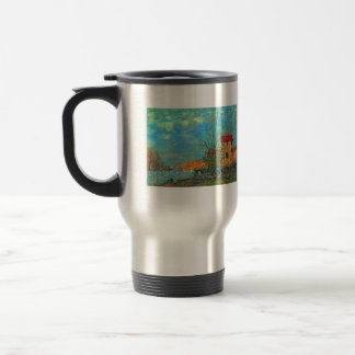 The Loing in Moret by Alfred Sisley Mug