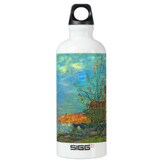 The Loing in Moret by Alfred Sisley SIGG Traveler 0.6L Water Bottle