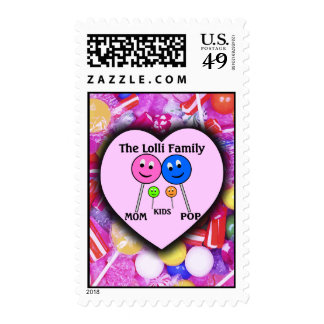 The Lolli Family Postage