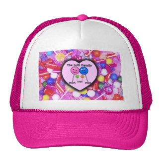 The Lolli Family Trucker Hat
