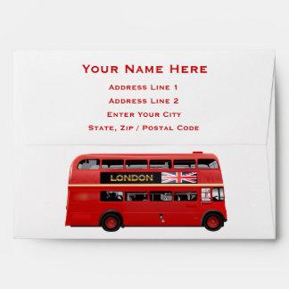 The London Bus Envelope