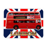 The London Bus Magnet