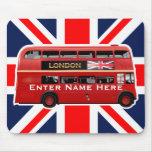 The London Bus Mousepads