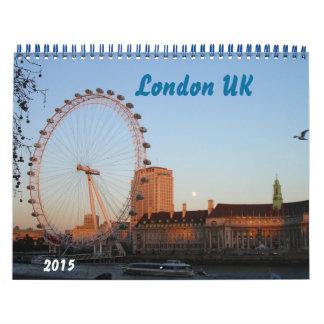 The London calendar