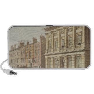 The London Commercial Sale Rooms Laptop Speaker