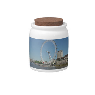 The London Eye Candy Dishes