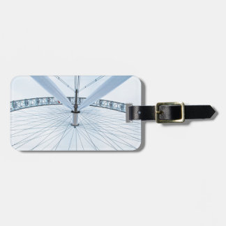 The London Eye - England Tag For Luggage