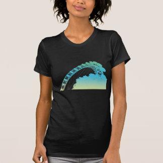 The London Eye in Pastel T-shirt