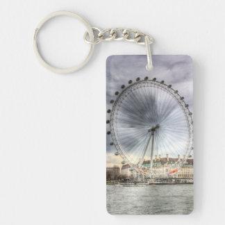 The London Eye Keychain