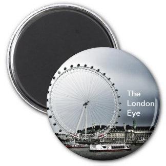 The London Eye Refrigerator Magnet