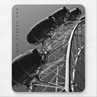 The London Eye Mouse Pad